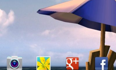 My Beach HD 2 - App Review: My Beach HD Live Wallpaper