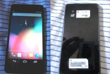 Unreleased lg mako android 4. 1. 2