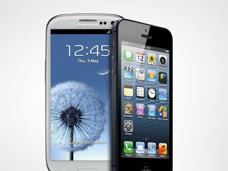 Galaxy SIII da Samsung desbanca iPhone da Apple e vira celular mais vendido no mundo - Galaxy SIII desbanca iPhone e vira smartphone mais vendido do mundo