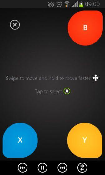 Screenshot 2012 11 16 09 00 01 - Review: Xbox SmartGlass para o Android, iOS, Windows Phone e Windows 8
