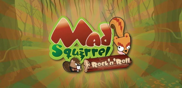 Mad Squirrel - Game Review: Mad Squirrel para iPhones e Androids
