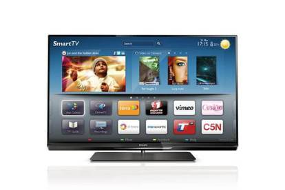 47PFL7007G 78 A4P global 001 lowres - Review: Smart TV LED 3D DTVi Philips série 7000 (PFL7007G/78)