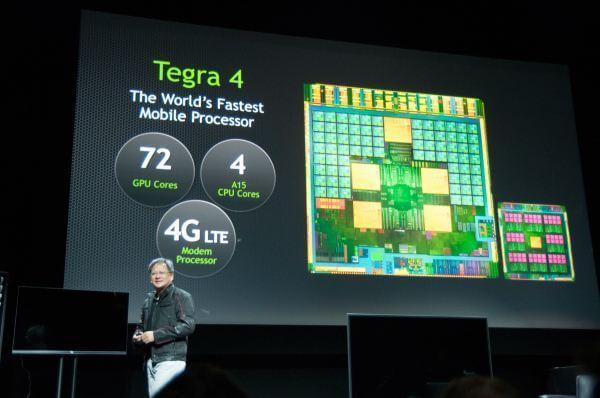 Tegra 4 o processador mobile mais rápido do mundo - Tegra 4: o processador móvel mais rápido do mundo
