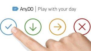 Any.do  - Any.Do, gerenciador de tarefas, é atualizado com novos recursos (Android, iOS, Chrome)