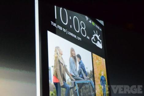 htc event 2012  1836 - HTC anuncia o novo One