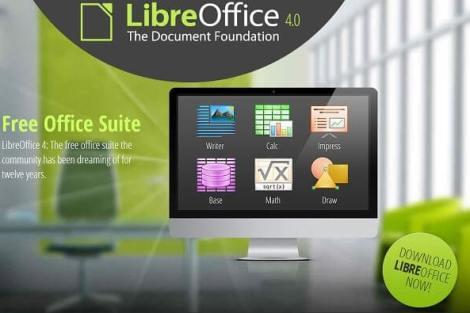 libreoffice4 - LibreOffice 4.0.03: nova versão gratuita e repleta de novidades (Windows/Mac/Linux)