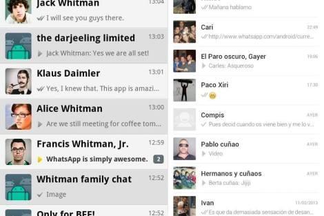 nexusae0 old 3 - Whatsapp ganha novo visual em atualização
