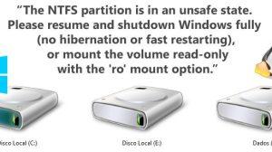 Tutorial: Acesse livremente suas partições NTFS no Linux em uma máquina em dual boot com o Windows 8. 12