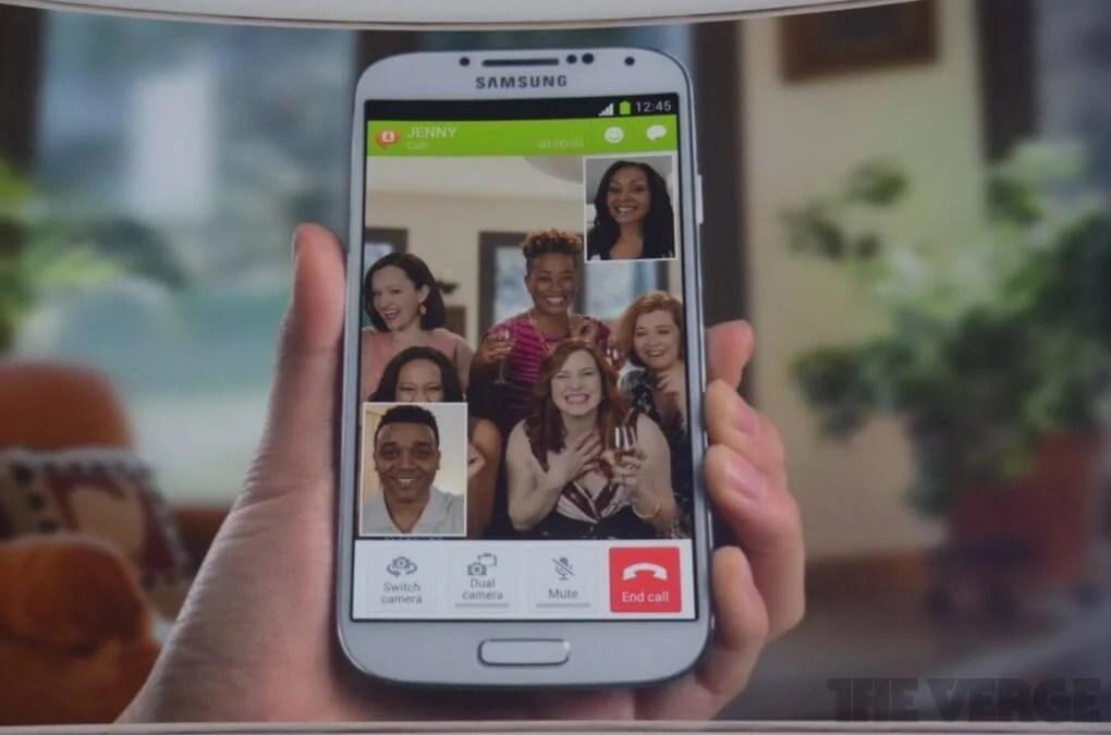 s4 - Galaxy S4 é aposta da Samsung para ganhar mercado