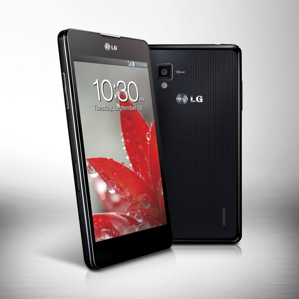 LG Optimus G 1 - LG Optimus G chega ao Brasil por R$1.999,00