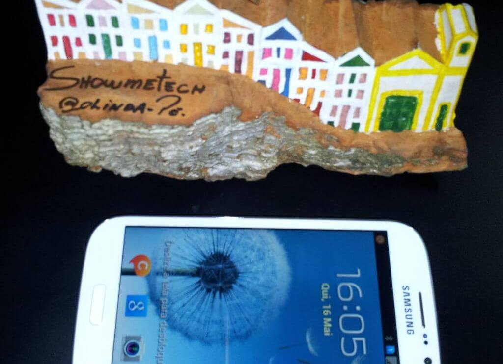 Review: smartphone Samsung Galaxy Gran Duos (GT-i9082L) dual chip 3