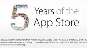 5 Anos de App Store 15