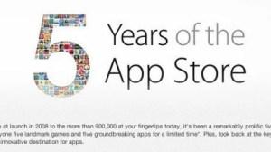 5 Anos de App Store 16