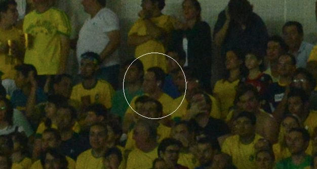 Captura de Tela 2013 07 03 às 20.00.33 - Super câmera 360 graus permite ver torcida no Maracanã