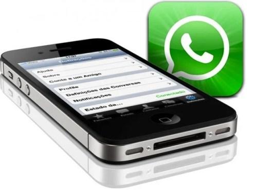 Whatsapp agora é cobrado anualmente para quem utiliza aparelhos com sistema iOS