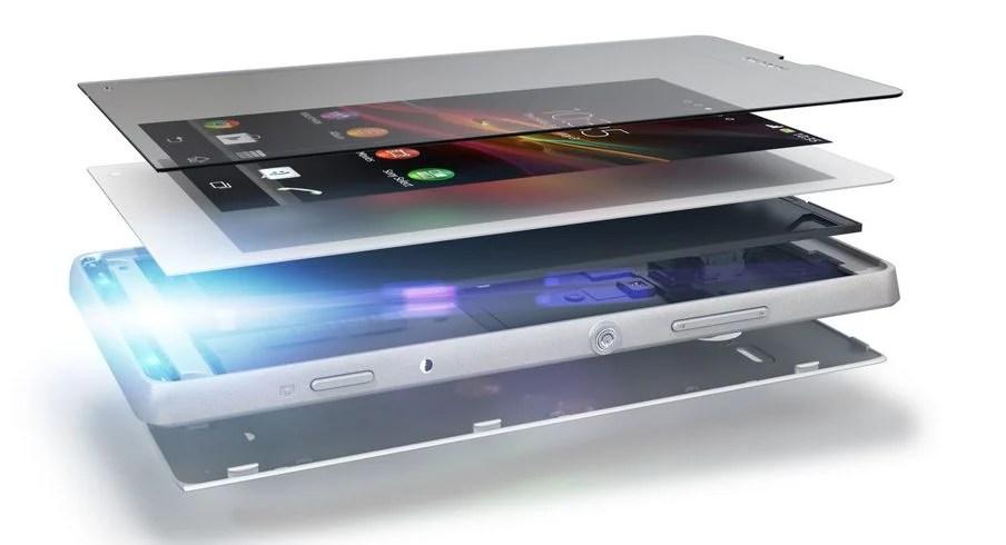 Xperia SP da Sony / divulgação