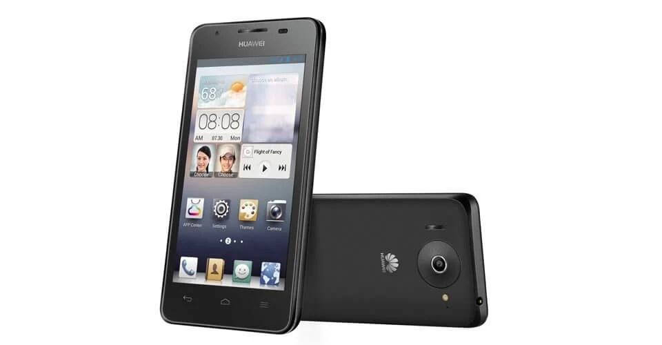 Huawei G510 - Huawei apresenta o primeiro smartphone produzido no Brasil
