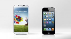Comparativo: iPhone 5 x Galaxy S4 16