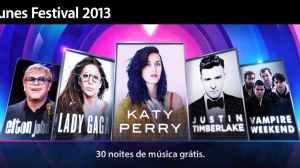 iTunes Festival 2013 traz Lady Gaga, Katy Perry e Elton John 10