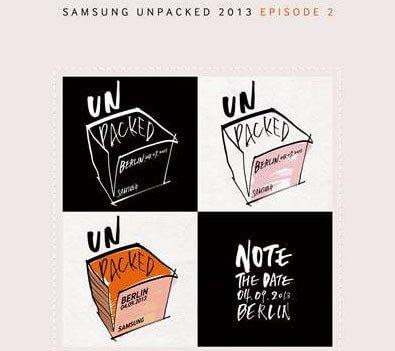 Samsung Galaxy Note III será revelado dia 4 de setembro 5