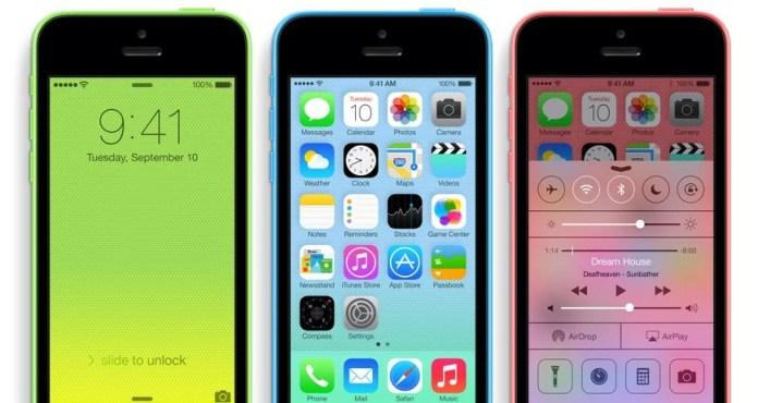 Captura de Tela 2013 09 10 às 15.35.40 - Apple lança iPhone 5s com leitor de impressões digitais; Já iPhone 5c promete brigar entre intermediários