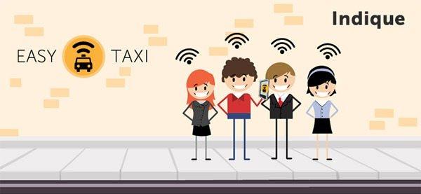 Easy Taxi App Windows Phone - Easy Taxi ganha versão para Windows Phones