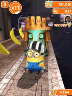 IMG 0346 225x300 - Game Review: Meu malvado favorito: Minion Rush (iOS)