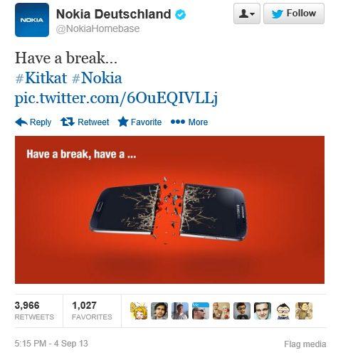 KitKatNokia - Novo comercial do Lumia 925 cutuca o Google