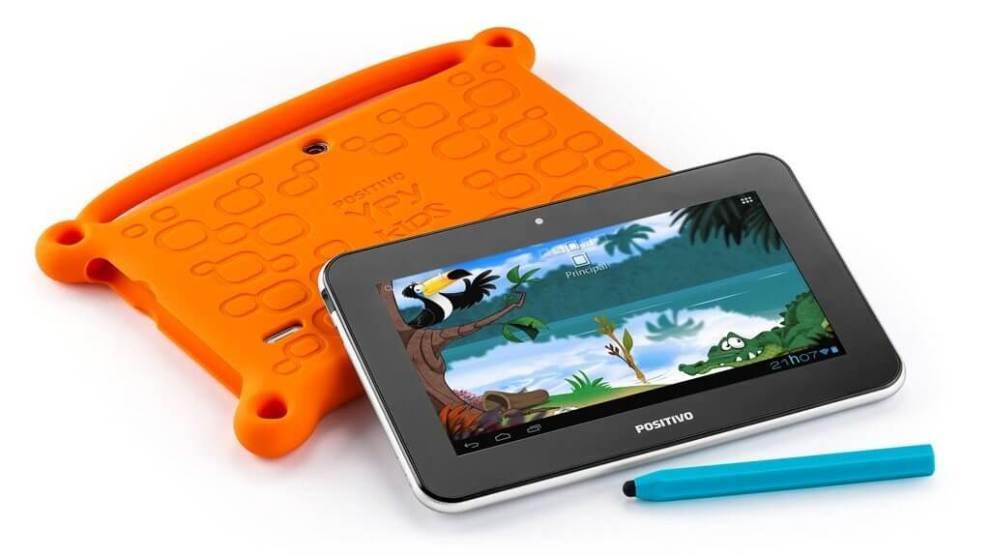 Tablet Ypy Kids da Positivo é lançado para o Dia das Crianças 8