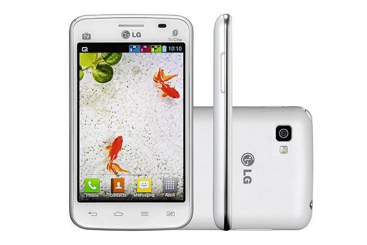 Review: LG Optimus L4 II 3