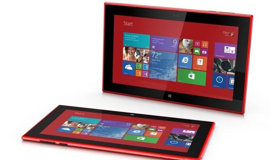 Nokia revela seu primeiro tablet - Lumia 2520 6