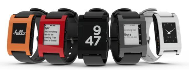 Captura de Tela 2013 10 30 às 21.43.58 - Conheça o Pebble, mais uma opção de relógio inteligente