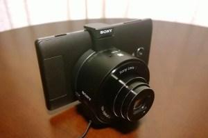 Sony DSC QX10 15 - Sony DSC-QX10, câmera Wi-Fi para smartphones, chega ao Brasil por R$ 999
