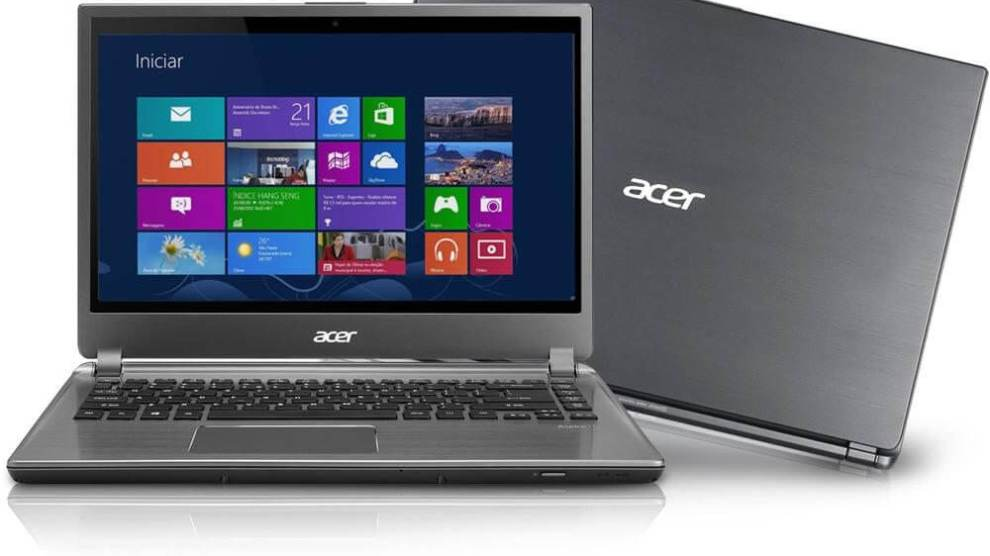 Review: Ultrabook Acer M5 Touch 8