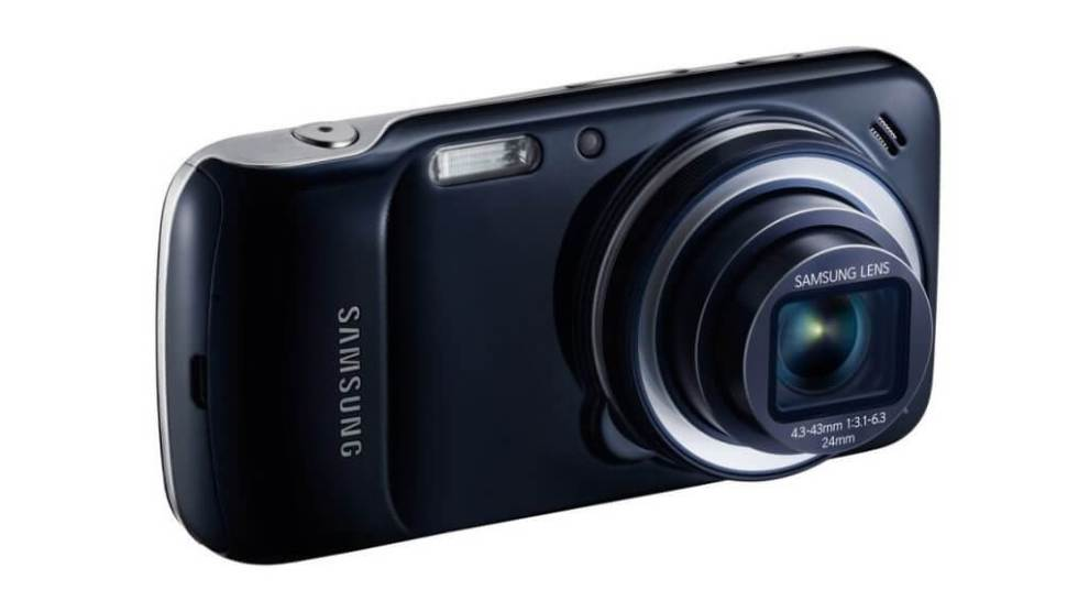 Review: Samsung Galaxy S4 Zoom 4