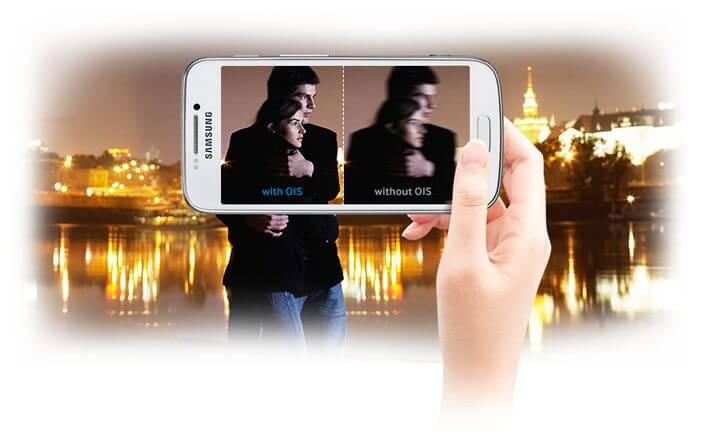 Samsung apresenta sensor de 13MP com estabilização ótica 8