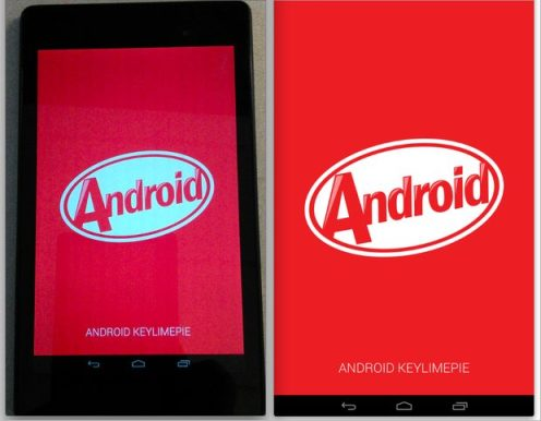 Seria um Easter Egg do Android 4.4?