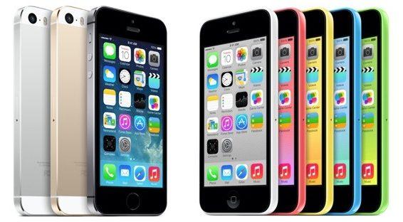 iPhone 5s e iPhone 5c chegam ao Brasil no dia 22 de novembro / reprodução Apple