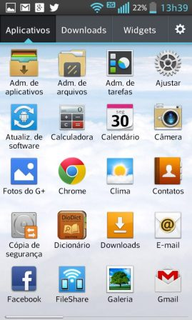 Screenshot 2013 09 30 13 39 21 - Review: smartphone LG Optimus L7 II