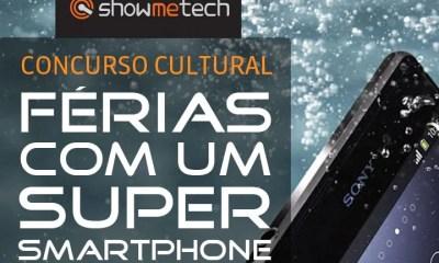 Concurso Facebook 720px - Concurso cultural: Férias com um super smartphone