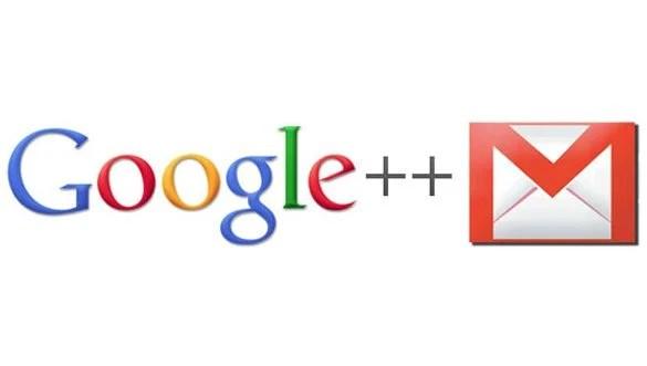 Gmail permite enviar mensagens para usuários do Google+