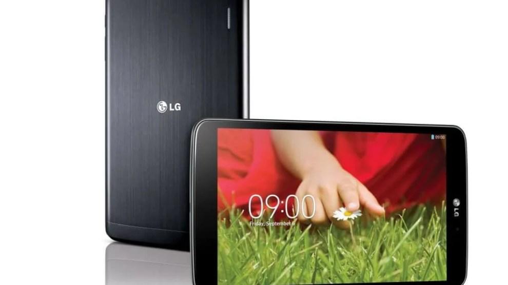 Tablet LG G Pad chega ao Brasil por R$ 1.099 6