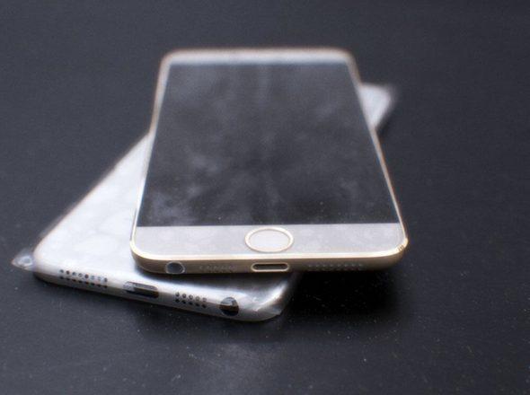 Imagens mostram protótipo de suposto iPhone 6