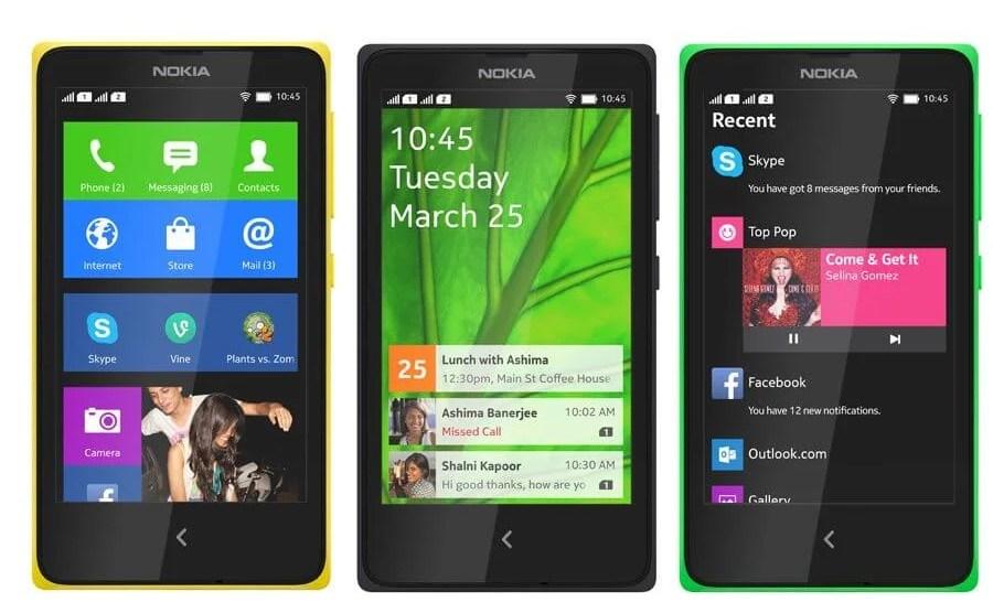 Nokia lança celulares com internet por menos de R$ 100 6