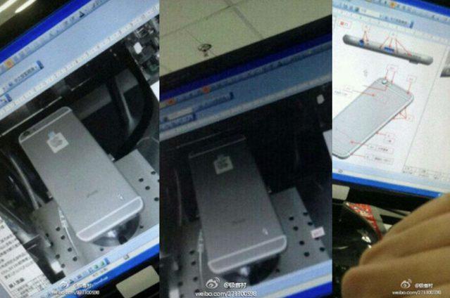 Captura de Tela 2014 03 31 às 16.06.00 - Surgem novas fotos de suposto iPhone 6