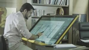 APEK Max Pad Windows touch TV