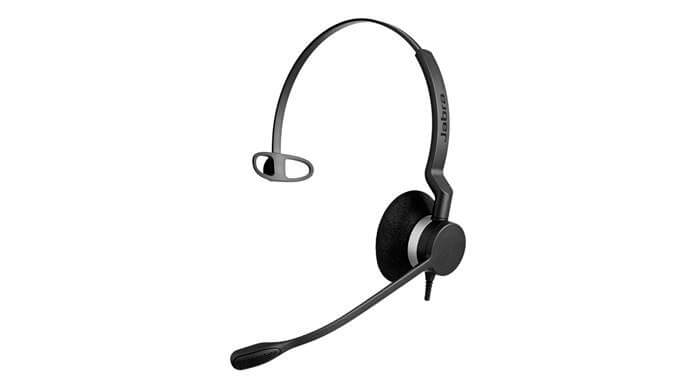 Jabra biz 2300 04 - Jabra BIZ 2300, o headset com haste inquebrável e cabo em kevlar