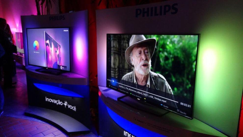 Smart TV Philips Brasil 2014