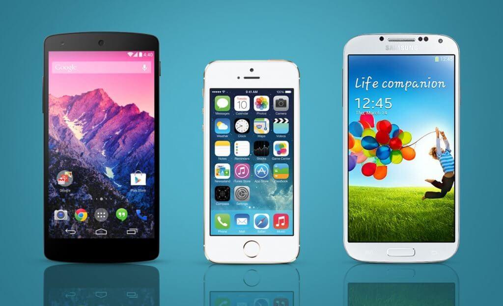 iphone 5S ou android com 4G LTE brasileiro