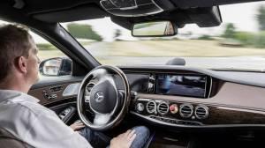 Você se sentiria seguro em um veículo sem motorista? 8